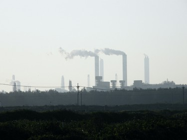 FPG's six naphtha plant is considered as a serious pollution source.