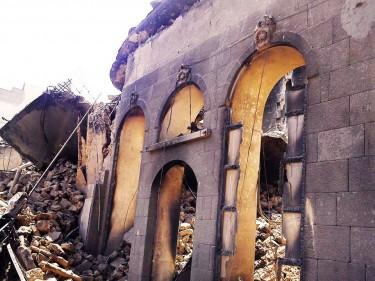 دمشق - حي الميدان الأثري - السوق القديمة