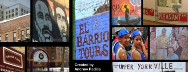"Image from the blog ""El Barrio Tours."""