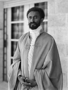 Emperor Haile Selassie I tried to hide the 1973-74 famine. Public domain photo from the G. Eric and Edith Matson Photograph Collection at the Library of Congress.