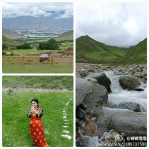 Cijiaolin Village. Photos taken by Sina User @1690737580