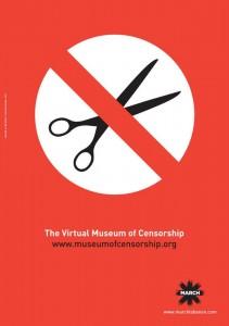 Logo Museo della Censura