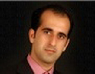 Mohmmad Esmailzadeh, blogger and political activist. Source: Botimar blog