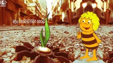 La vita non si ferma