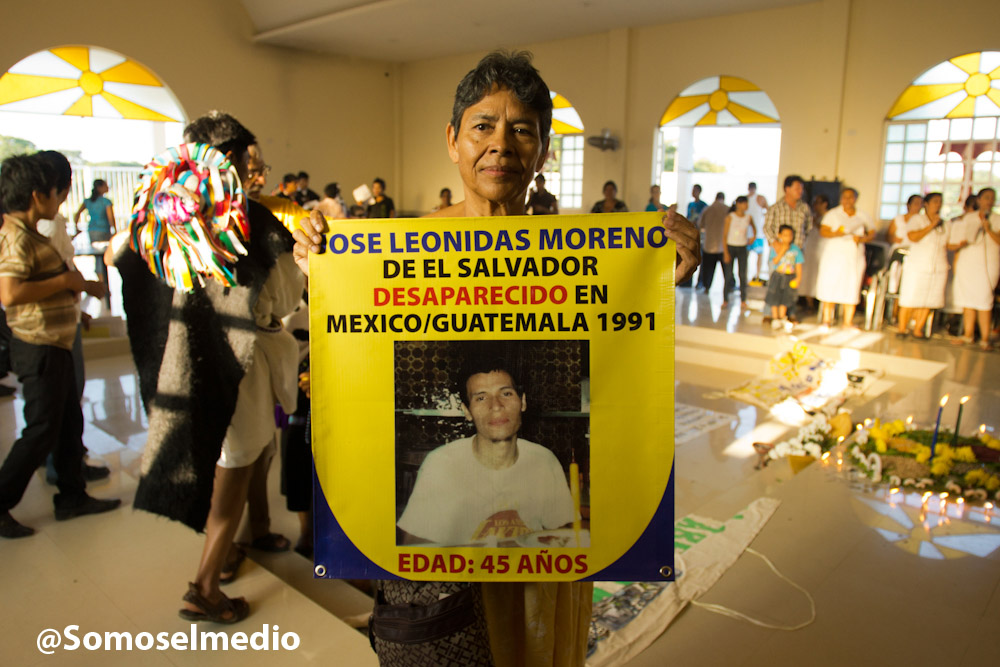 Jose Leonidas Moreno, missing migrant