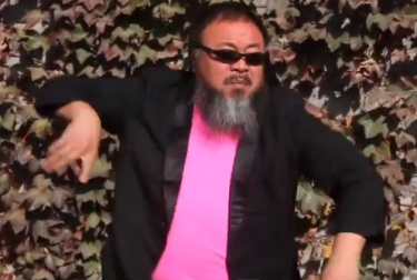 Anthony Tao from Beijing Cream comments on prominent Chinese dissident artist Ai Weiwei's parody of PSY's Gangnam Style.