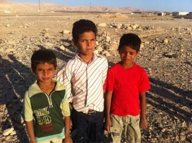 tribu azazma apátrida en el Sinaí