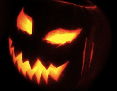 Halloween Jack o' Lantern by Toby Ord, via Wikipedia