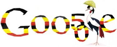 Google Uganda Homepage