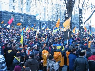 La Rivoluzione Arancione del 2004