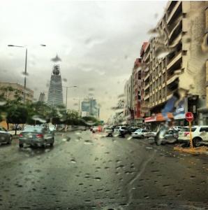 Riyadh Rain