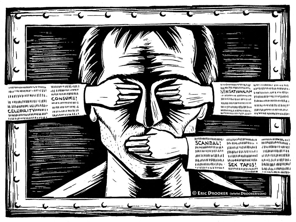 Censorship. Image by Isaac Mao, April 18, 2005. CC BY 2.0