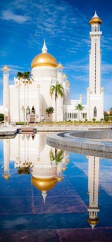 La Moschea Dorata