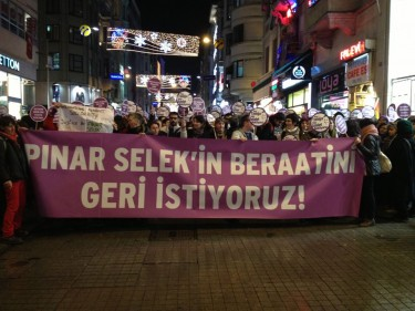 Manifestazione pro-Selek
