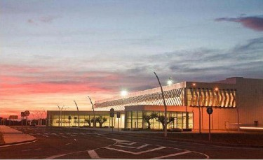 Castellón Airport.