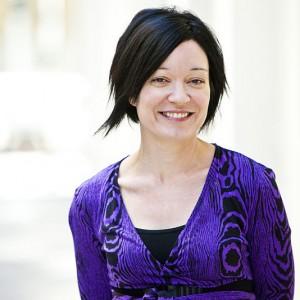 سو جاردنر، المديرة التنفيذية لمؤسسة ويكيميديا. تصوير Lane Hartwell، مستخدمة تحت رخصة المشاع الإبداعي