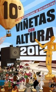 Viñetas con Altura - Comics festival in Bolivia.