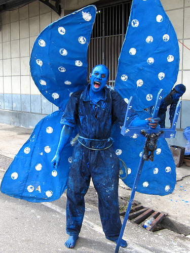 """Blue Devil 2"" by nicholaslaughlin, used under a Creative Commons license."