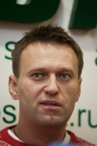 Alexey Navalny, photo by Valya Egorshin, CC 2.0.