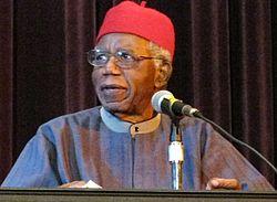 Chinua Achebe (1930-2013)