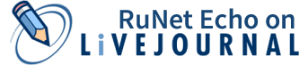 RuNet Echo on LiveJournal