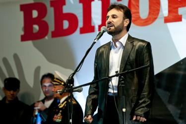 Umarali Quvvatov. Image courtesy of Ahliddin Sobir, 2012.