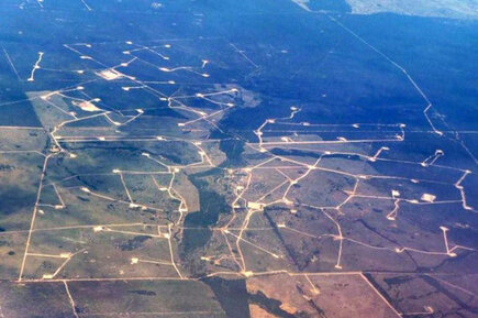 Chinchilla gasfields
