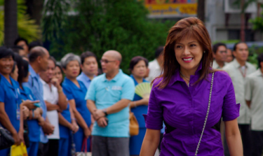 Governor Imee Marcos. Photo by Alaric Magno A. Yanos, taken from Wikipedia