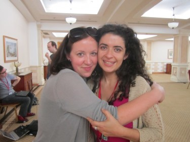 Leila and Jilllian
