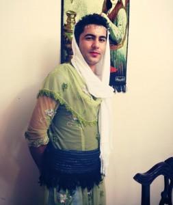 Men in Dress source: https://www.facebook.com/KurdMenForEquality