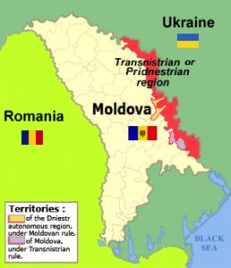 Breakaway Transnistria, Wikimedia Commons