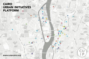 Cairo Urban Initiatives Platform