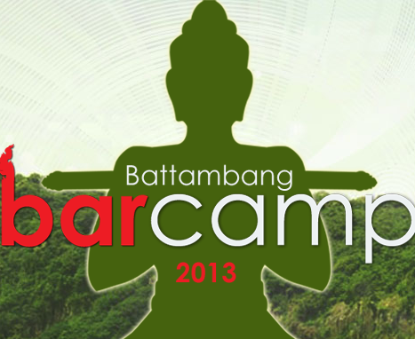 BarCamp Battambang 2013 in Cambodia