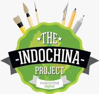 "Participants of the 'Indochina Project' are asked to submit artworks that answer this question: ""What does Indochina mean to you?"""