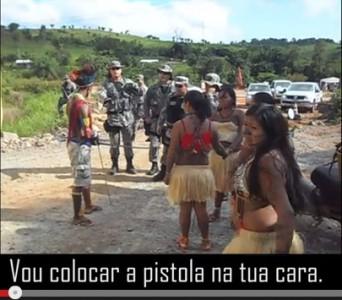 Screenshot/Video Ocupa Belem