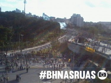 Belo Horizonte Brasil x Uruguai