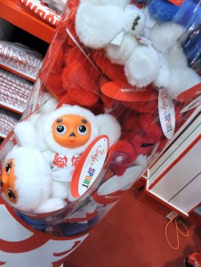 Sochi's Olympic Mascot, 21 February 2010, photo by Jennifer Jones, CC 2.0.