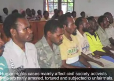 EngageMedia video about the situation of human rights lawyers in West Papua