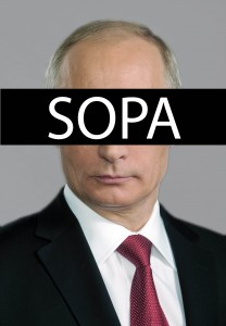 This image was created by Kevin Rothrock using Vladimir Putin's official portrait by the Russian Presidential Press and Information Office, 2006, CC 3.0.