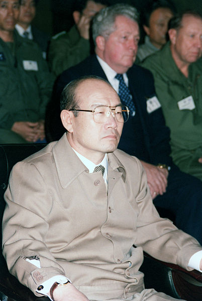 Photo of ex-dictator Chun Doo-hwan