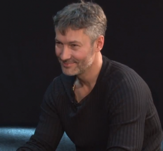 Evgeny Roizman in an interview in November 2012, screenshot from YouTube.