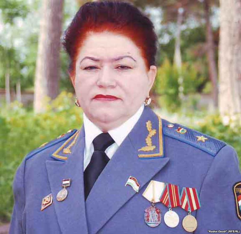 MP Amirshoyeva (RFE/RL)