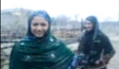 Two Pakistani Teenage Sisters Noor Basra and Noor Sheza shot because of dancing in the rain. Screenshot from YouTube Video uploaded by NewsMedia24