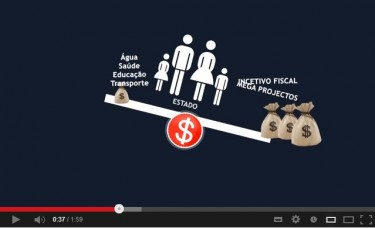 Tax Justice campaign video, by Action Aid