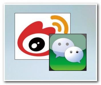 Wechat VS. Weibo