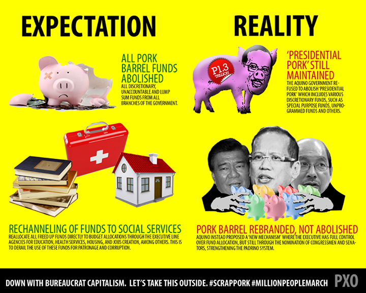 Abolish Pork Barrel Reality