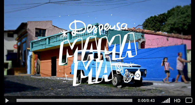 Video ad for small neighborhood market in Asunción, Paraguay. Click on image to visit site with video.