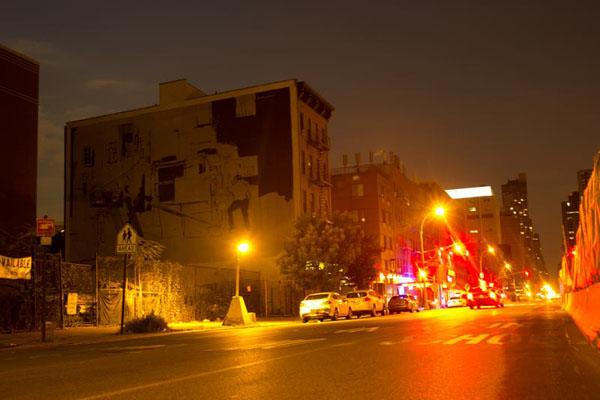 Los Muros Hablan NYC. Photo Axel Void.