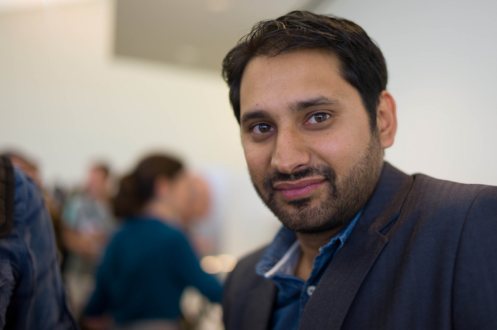 Mohamed Nanabhay. Image by Flickr user @joi (CC BY-SA 2.0)