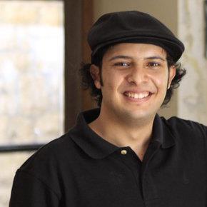 Ibrahim Mothana's profile photo on Twitter and Linkedin